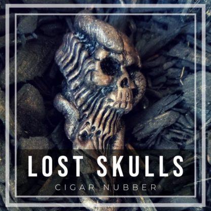 lost skulls cigar nubber