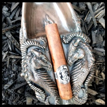 Dragon Cigar Ashtray in Bronze Finish