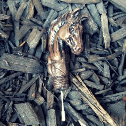 Horse Cigar Art
